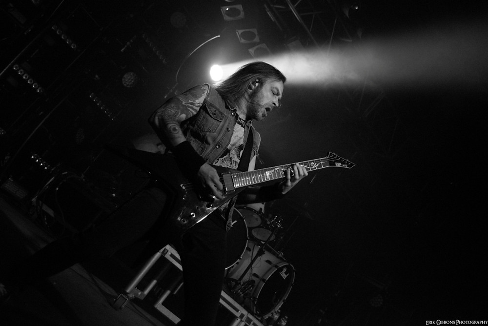 Bullet For My Valentine – Starland Ballroom – Sayreville, NJ – May 10, 2016 - Photo by Erik Gibbons © 2016