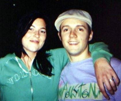 Tristan Prettyman and Jason Mraz