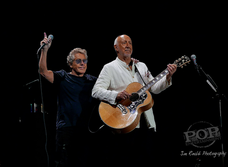 The Who – Citizens Bank Park – Philadelphia, PA – May 25, 2019 (A PopEntertainment.com Concert Photo