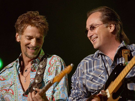 Kenny Loggins and Jim Messina – Checkin' In