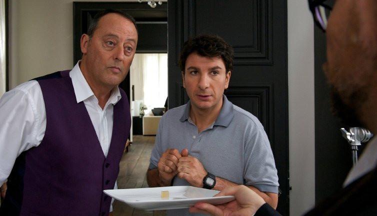 """Jean Reno stars in """"Le Chef."""""""