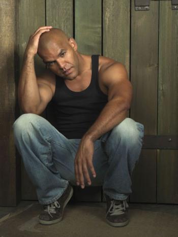 "Amaury Nolasco in ""Prison Break."""