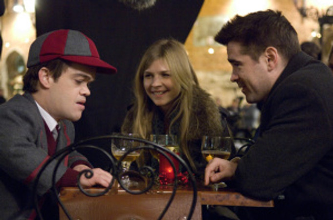 """Clemence Poesy and Colin Farrell star in """"In Bruges."""" (2008)"""
