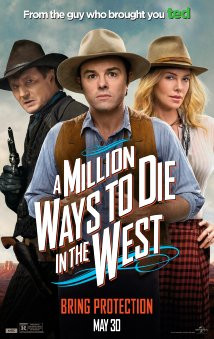 A Million Ways to Die in the West (A PopEntertainment.com Movie Review)