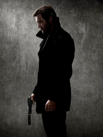"TAKEN -- Pictured: ""Taken"" Key Art with Clive Standen -- (Photo by: NBCUniversal)"