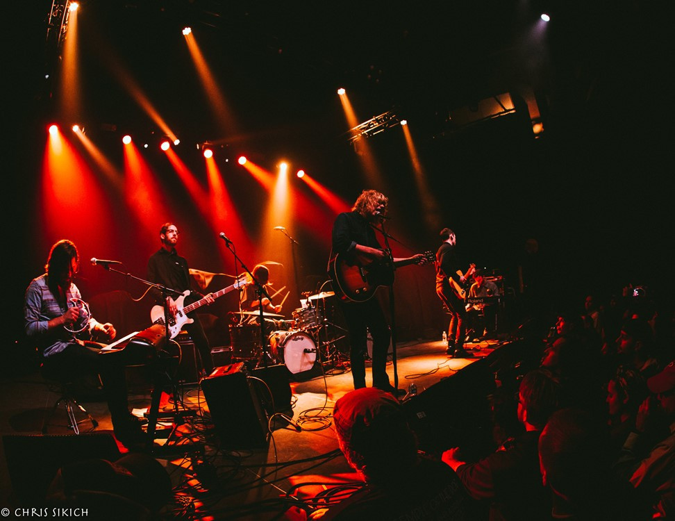 Kyle Craft performs at Union Transfer on Nov. 9.