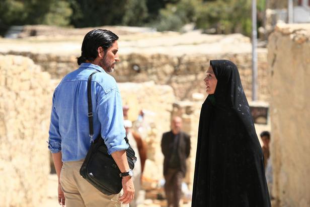 """Shohreh Aghdashloo stars in """"The Stoning of Soraya M."""""""