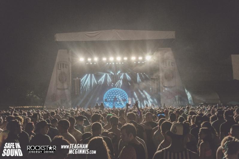 Safe In Sound Festival in Philadelphia, September 27, 2014.