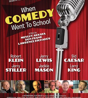 When Comedy Went to School (A PopEntertainment.com Movie Review)