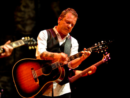 Kiefer Sutherland – World Cafe Live at the Queen – Wilmington, DE – May 11, 2016 (A PopEnterta
