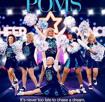 Poms (A PopEntertainment.com Movie Review)