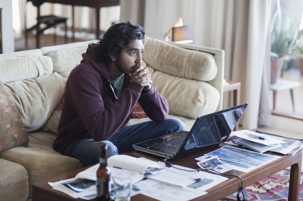 "Dev Patel in ""Lion."""