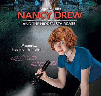 Nancy Drew and the Hidden Staircase (A PopEntertainment.com Movie Review)