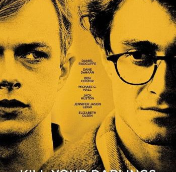 Kill Your Darlings (A PopEntertainment.com Movie Review)