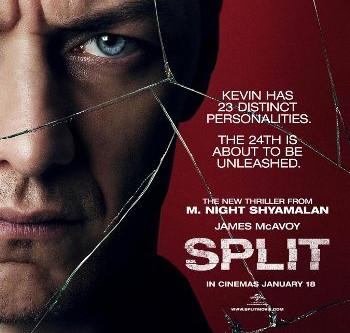 Split (A PopEntertainment.com Movie Review)