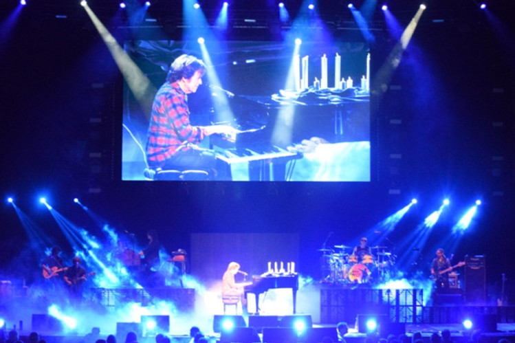John Fogerty – The Mann Center for the Performing Arts – Philadelphia, PA – June 27, 2015 - Photo copyright ©2015 Steve Furco. Courtesy of Mad Ink PR. All rights reserved.