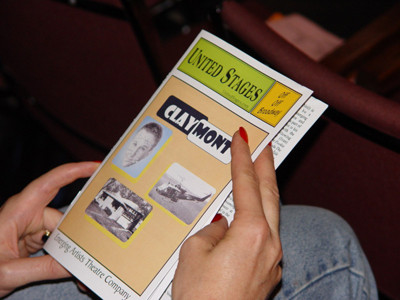 United Stages Playbill