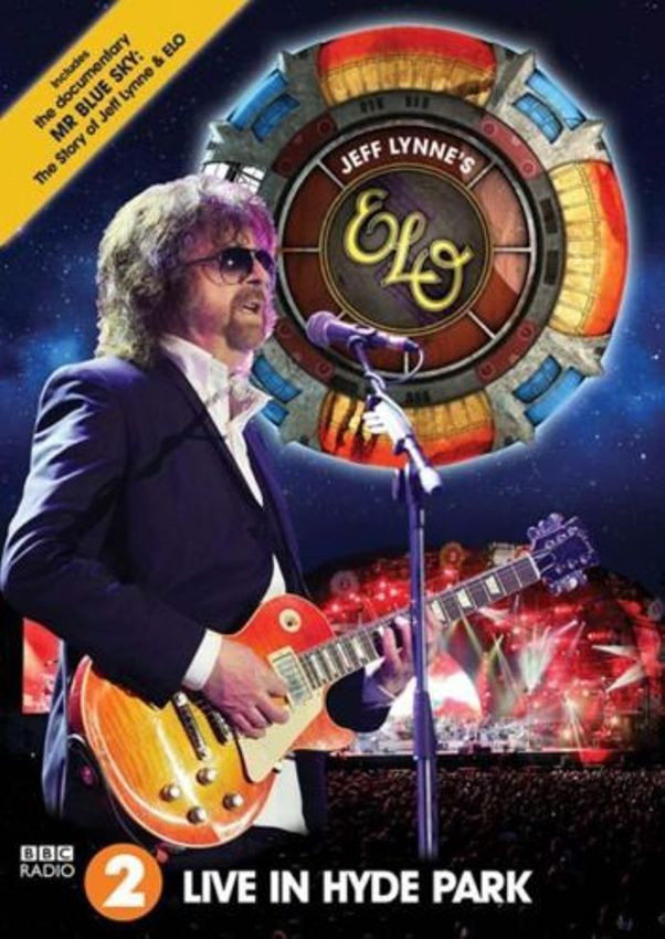 Jeff Lynne's ELO - BBC Radio 2 Live in Hyde Park
