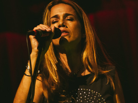 Heather Nova with Mishka & Kate Grom – Ardmore Music Hall – Ardmore, PA – May 21, 2017 (A PopEnt