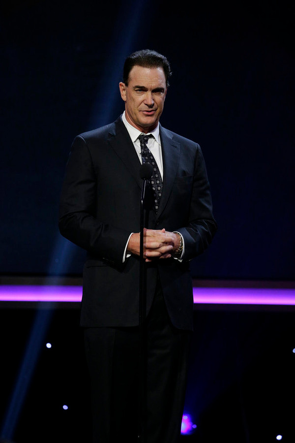 MUST SEE TV: AN ALL-STAR TRIBUTE TO JAMES BURROWS -- Pictured: Patrick Warburton -- (Photo by: Chris Haston/NBC)