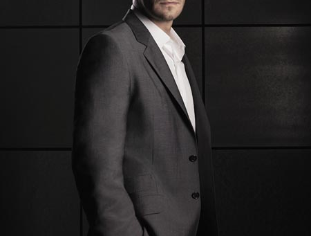 David Boreanaz – Earning His Bones