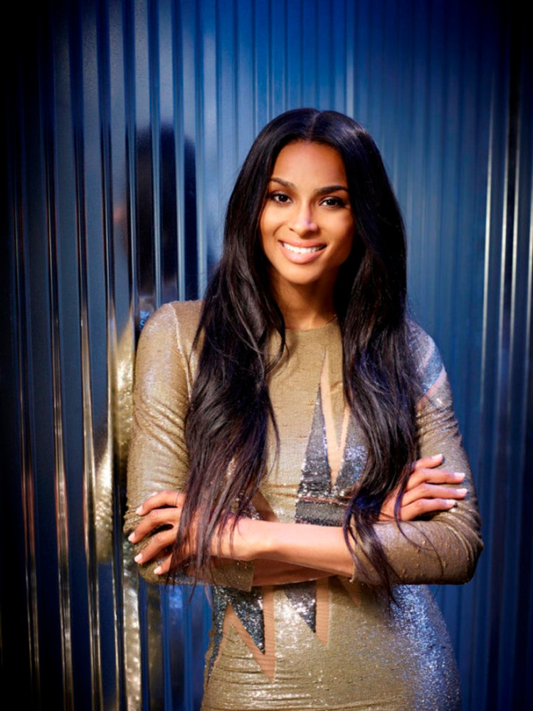 I CAN DO THAT! -- Season: 1 -- Pictured: Ciara -- (Photo by: Paul Drinkwater/NBC)