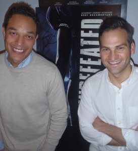 Daniel Lindsay and T.J. Martin-Like The Film's Subjects, Undefeated Directors Defy Odds and Ge