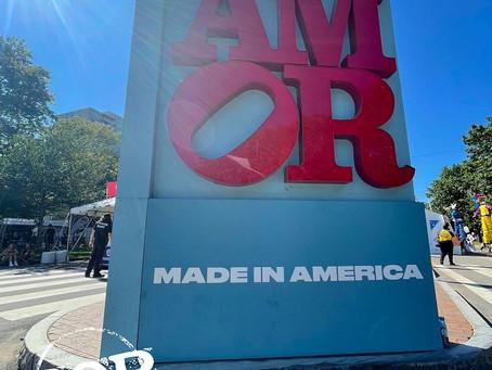 Made in America Festival – Benjamin Franklin Parkway – Philadelphia, PA – September 4 & 5, 2021 (A P