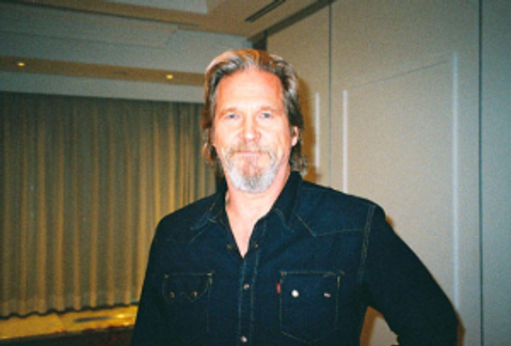 """Jeff Bridges at the New York press day for """"Crazy Heart."""""""