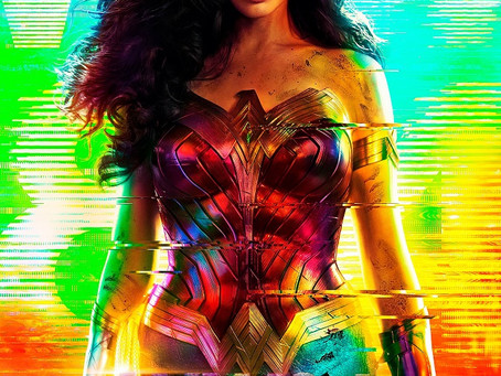 Wonder Woman 1984 (A PopEntertainment.com Movie Review)