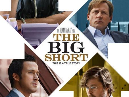 The Big Short (A PopEntertainment.com Movie Review)