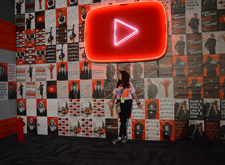YouTube Stars, Influencers and Fans Flock to Anaheim for VidCon 2019