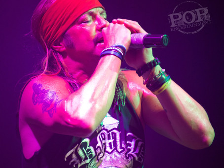 Bret Michaels Band – Electric Factory – Philadelphia, PA – November 25, 2016 (A PopEntertainment.com