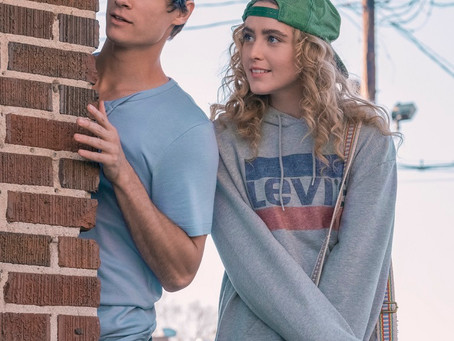 Kathryn Newton and Kyle Allen – The World is Full of Tiny Perfect Things