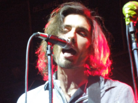 The All-American Rejects & Gentleman Hall – Delaware Valley College – Doylestown, PA