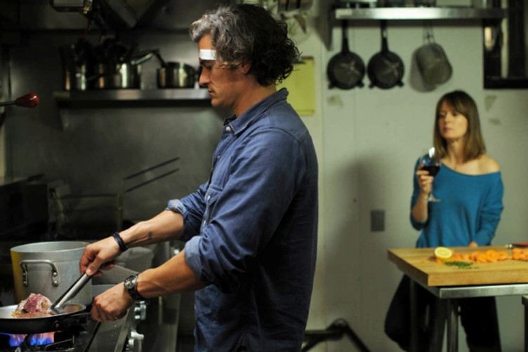 """Orlando Bloom and Rosemarie DeWitt star in """"Digging for Fire."""""""