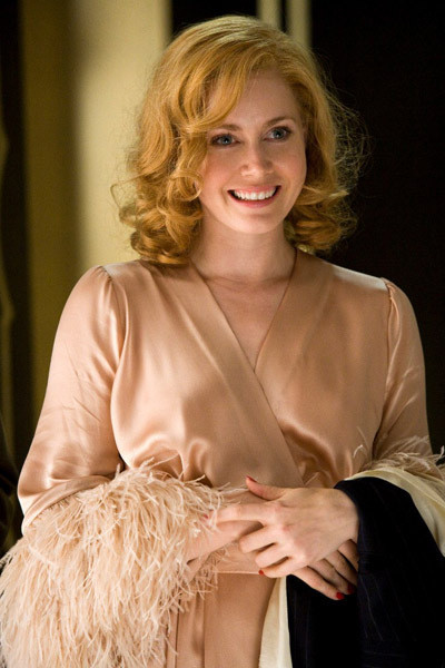 "Amy Adams stars in ""Miss Pettigrew Lives For a Day."""