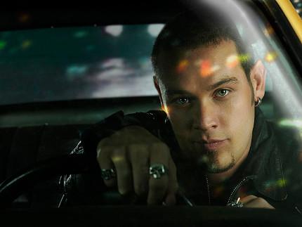 Kevin Alejandro in DRIVE.