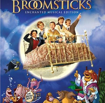 Bedknobs & Broomsticks (A PopEntertainment.com Movie Review)