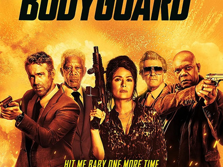 The Hitman's Wife's Bodyguard (A PopEntertainment.com Movie Review)
