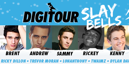 DigiTour Slay Bells 2014 Announces Tour Dates