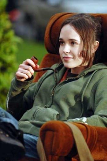 """Ellen Page in """"Juno"""""""
