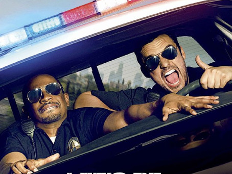 Let's Be Cops (A PopEntertainment.com Movie Review)