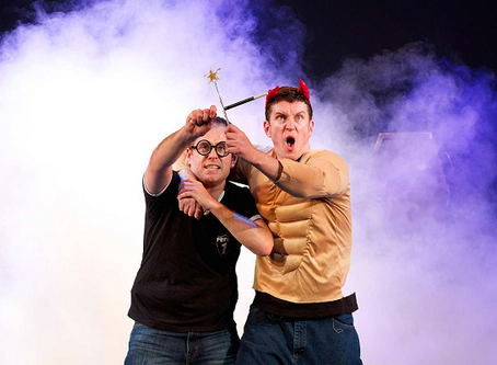 Dan and Jeff – Entertaining the Muggles with Potted Potter