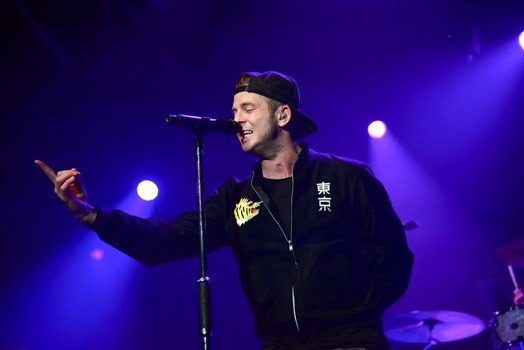 Singer Ryan Tedder of OneRepublic performs live exclusively for American Airlines AAdvantage Mastercard cardmembers at The Fillmore Philadelphia on Tuesday, November 29th 2016 in Philadelphia, PA. (Photo by Lisa Lake/WireImage)