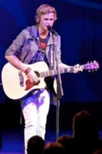 Cody Simpson in concert