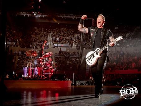 Metallica – Nassau Coliseum – Uniondale, NY – May 17, 2017 (A PopEntertainment.com Concert Photo Alb
