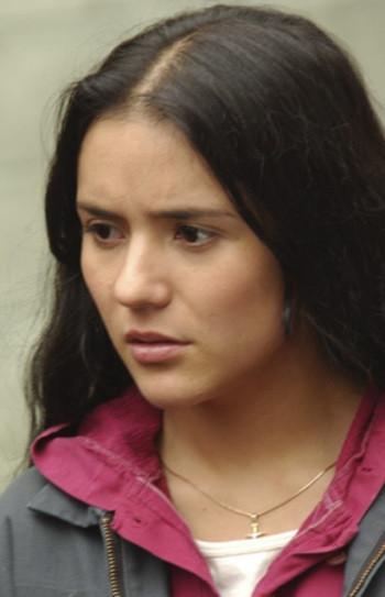 "Catalina Sandino Moreno in ""Maria Full of Grace."""