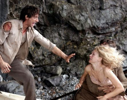 """Adrien Brody and Naomi Watts in """"King Kong."""""""