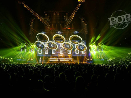 Trans-Siberian Orchestra – Wells Fargo Center – Philadelphia, PA – December 21, 2018 (A PopEntertain